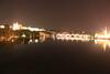 Prague Charles Bridge by Night