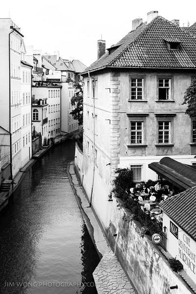 """Little Venice"", Prague"