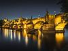 Luminescent Bridge! - Charles Bridge, Prague