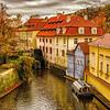 River Boat Cruise, Prague