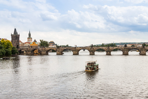 Charles Bridge II, Prague