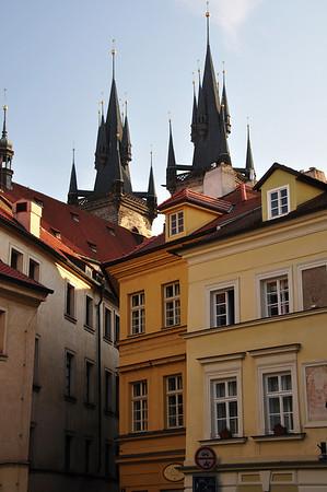 Praha - August 2011