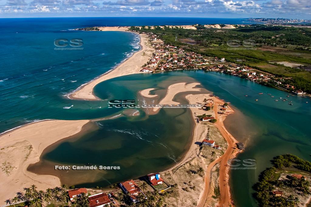 Foz do Rio Ceará-Mirim