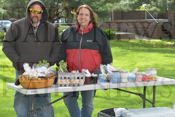 Prairie City Farmers' Market May 14, 2016