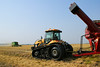 Challenger MT765 track tractor by Cat, with Auto-Guide, waiting for work