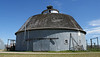 Round barn at the Western Beef Development Center