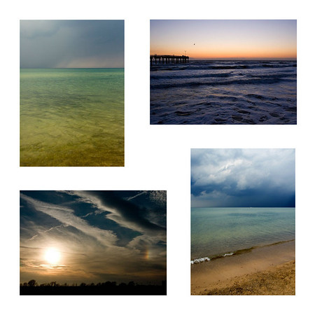 "Sand, Sea, and Sky Note Card Assortment - 12 Cards and Envelopes  Available at <a href=""http://www.amazon.com/gp/product/B002VJ05J4"">Amazon</a> (Clicking the linke will take you to the Amazon.com site and away from the Prairie Perspectives Photography site.)  This is our most popular assortment of note cards, featuring four different fine art photos of sand, surf, clouds, and sky. These lovely settings include the Atlantic Ocean, Lake Michigan, and the open Prairie."