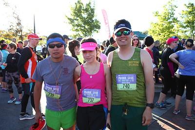 Prairie State Half Marathon and 10k