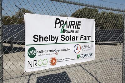 PPE Shelby Solar Farm Dedication 10-19-15