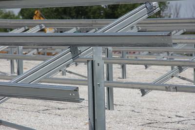 PPE Spoon River Solar Farm construction 7-15-15 JL