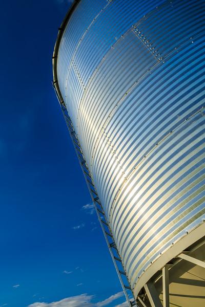 Steel Grain Bin