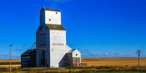 Meacham Grain Elevator