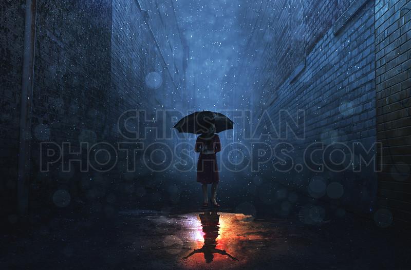 Rain and shine