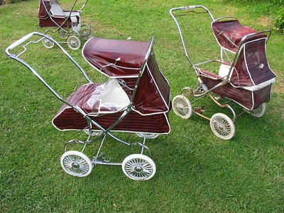 Pram rescue - restoring and preserving our past