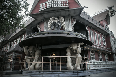 Hotel Psycho - Geisterbahn