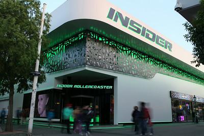 Insider - Indoor Rollercoaster