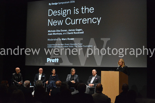 Pratt Institute 'Design is the New Currency'