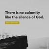 Kevin DeYoung on Silence