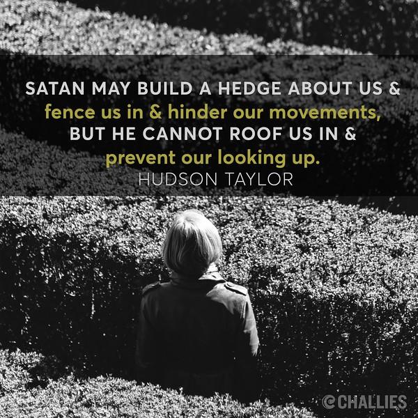 Hudson Taylor on Satan