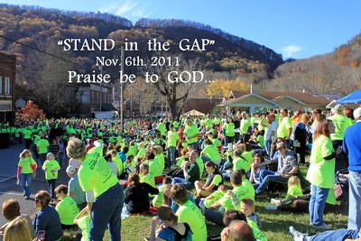 Prayer Marches