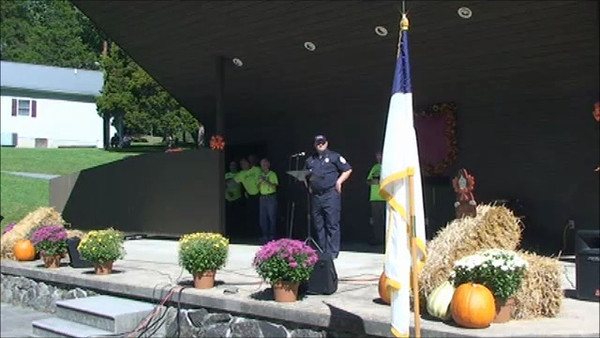 Video of the Prayer Service at Jonesville Va Sept 23rd, 2012