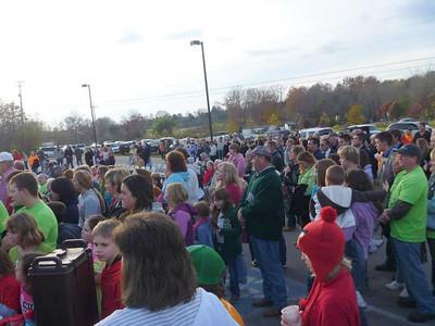 Huntsville's March Nov 4th
