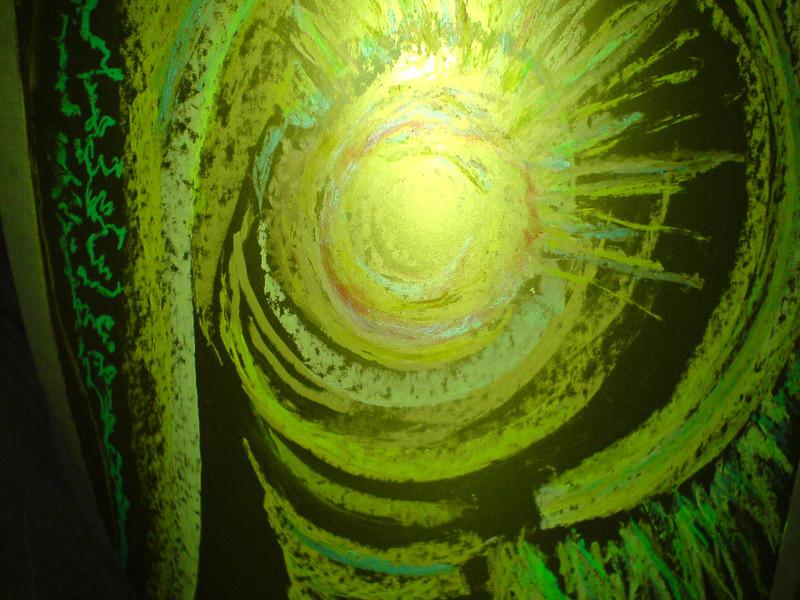 05  Prayer for light during the dark days - green