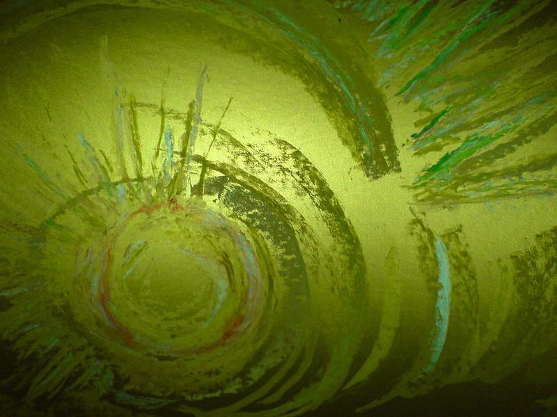 17  Prayer for light during the dark days - green