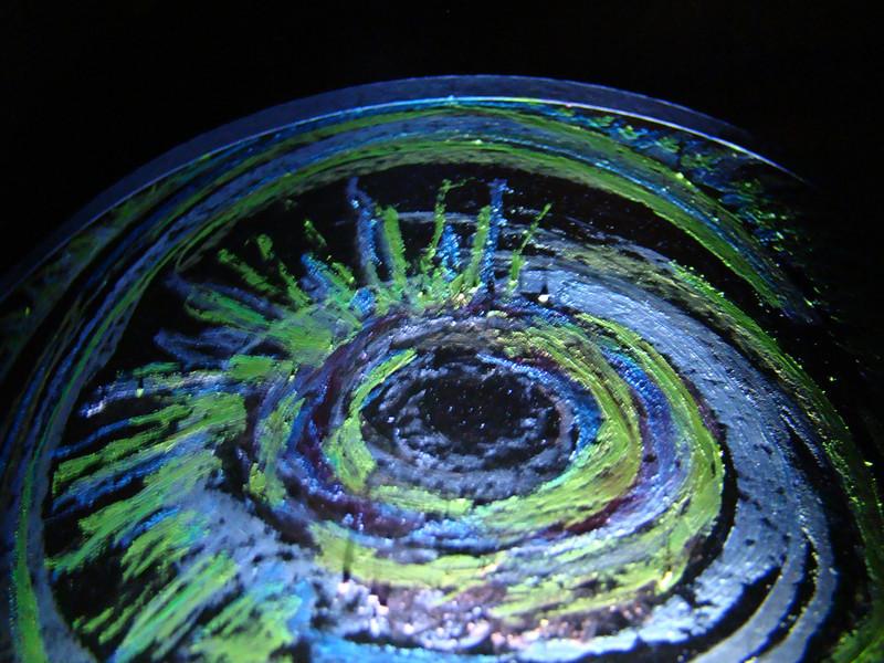 07 Prayer for light during the dark days - blue