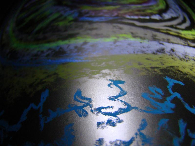 13 Prayer for light during the dark days - blue