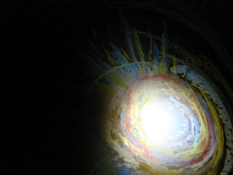 23 Prayer for light during the dark days - blue