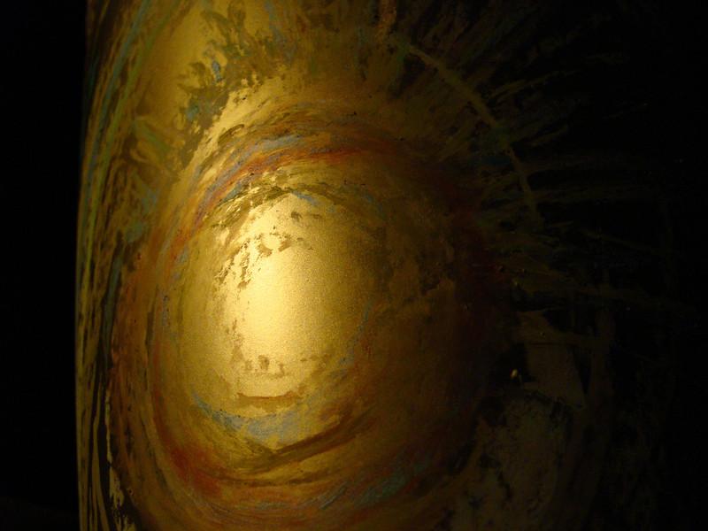 16  Prayer for light during the dark days-gold