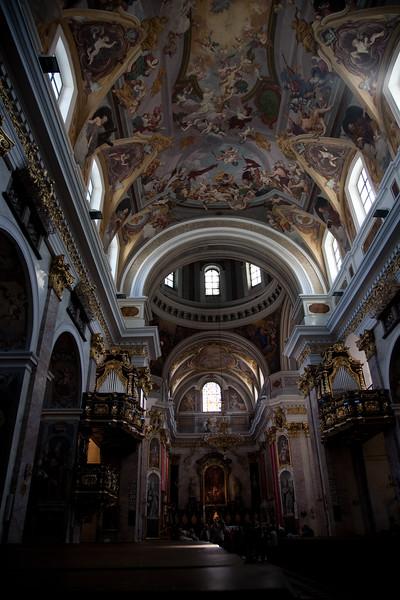 Lublijana church
