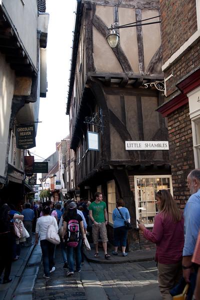 Shambles Street, York
