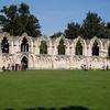 York Abbey ruins