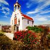 Mykonos remote church