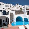 Esperas Houses (hotel) in Oia, Santorini.