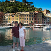 Bill & Barb in Portofino