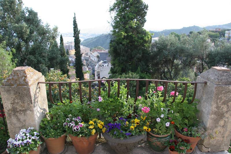 taormina, Italy - a House in Sicily