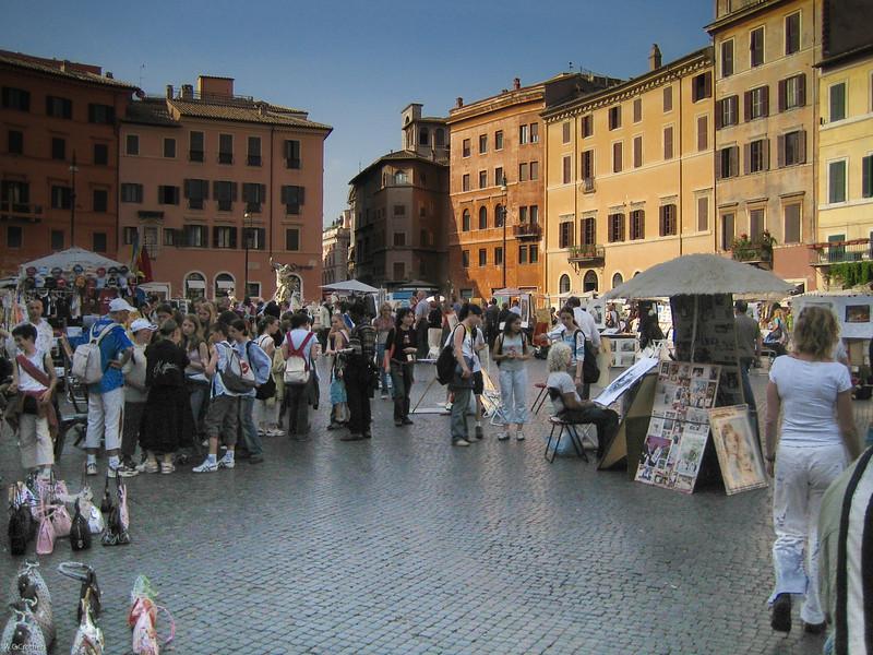 Piazza Navonna, Rome