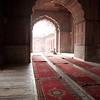 Delhi, mosque