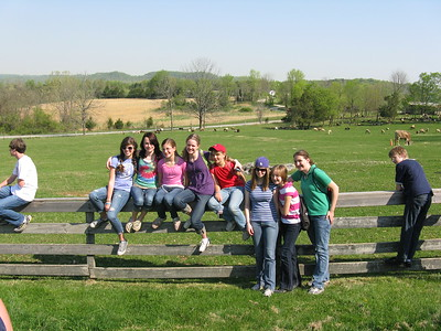 2010 7th Grade fieldtrip