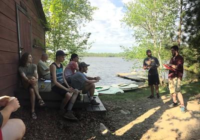 In-Camp happenings