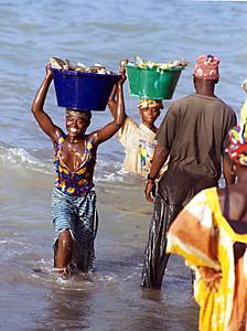 Fishing in The Gambia 1999-2002