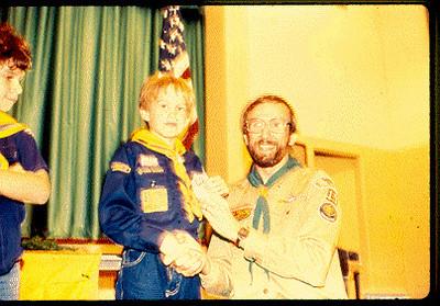 Cub Scouts, 1981-83