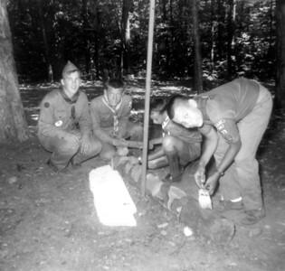 Patrol Leader Trainer, Campfires, & Chaplain