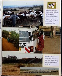 1998 Safari in Masai Mara & Lake Nakuru, Kenya