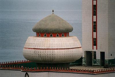 Mosque in Dakar, Senegal
