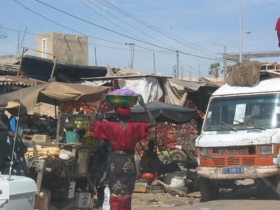 On the Road Between Dakar & Barrokunda