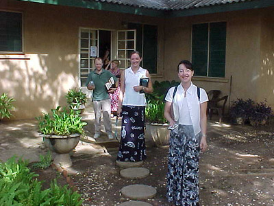 The Guest House, Baptist Mission, The Gambia